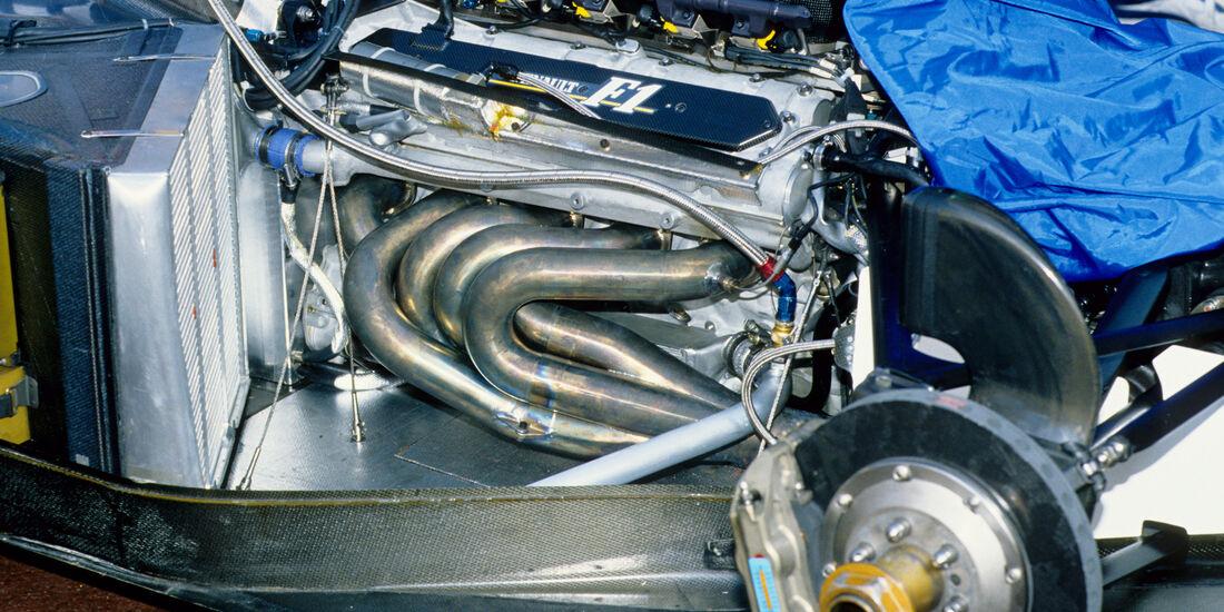 Renault-Motor - 1991