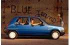 Renault R5, Seitenansicht