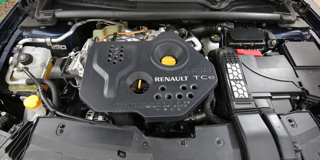 Renault Talismann Grandtour, Motor