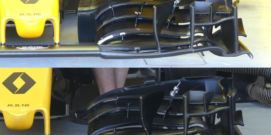 Renault - Technik - GP Australien 2016