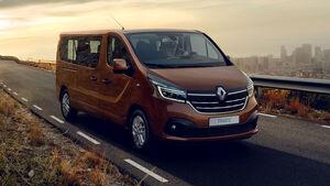 Renault Trafic Modellpflege 2019
