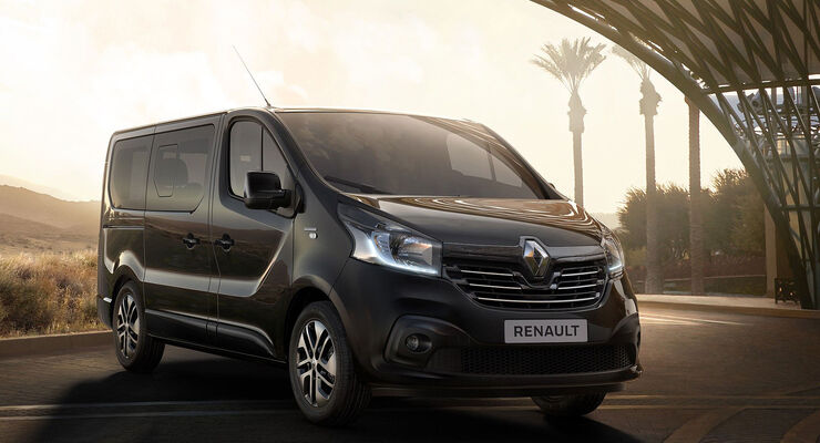 renault trafic spaceclass daten infos preise. Black Bedroom Furniture Sets. Home Design Ideas