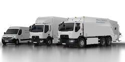Renault Trucks Z.E. Elektro Lkw