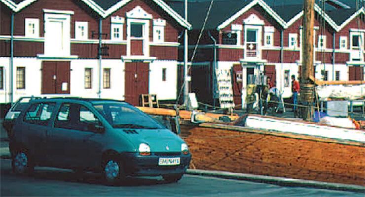 Renault Twingo Easy