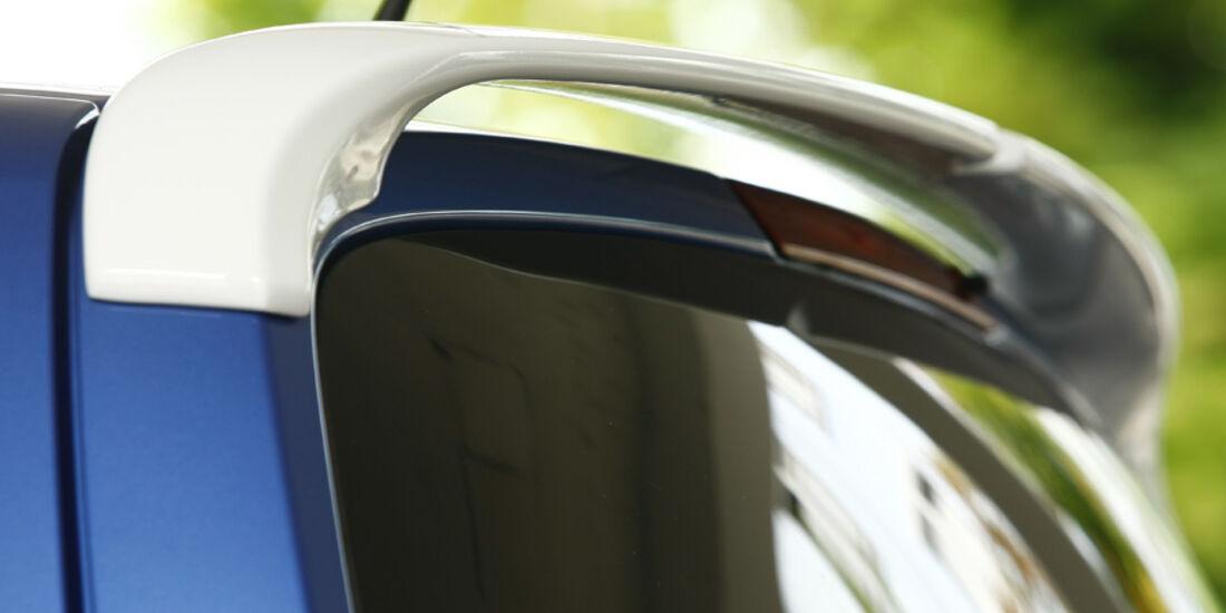 Renault Twingo Gordini R.S., Spoiler