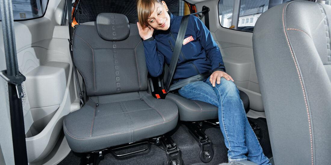 Renault Twingo, Innenraum, Anna Matuschek