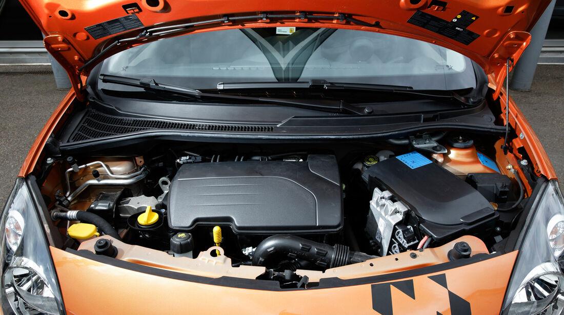 Renault Twingo, Motor