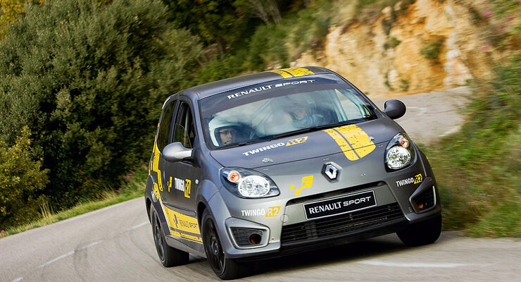 twingo renaultsport r2 rallye renault f r den kleinen. Black Bedroom Furniture Sets. Home Design Ideas