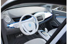 Renault Zoe Preview, Innenraum, Cockpit