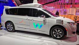 Renault kooperiert mit Waymo