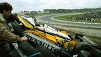 Rene Arnoux - Renault RE30B - Zandvoort 1982