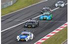 Restart - Maxime Martin - BMW - DTM - Nürburgring - 1. Rennen - Samstag - 26.9.2015