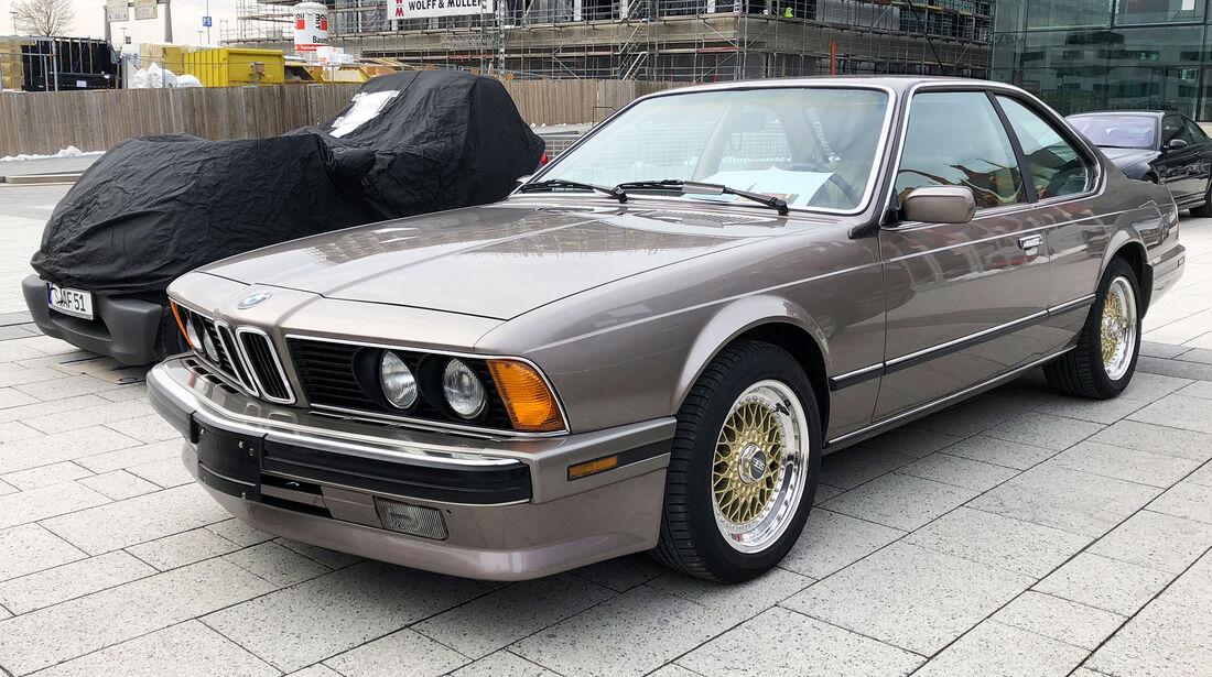 Retro Classics 2018 Markt Stuttgart BMW
