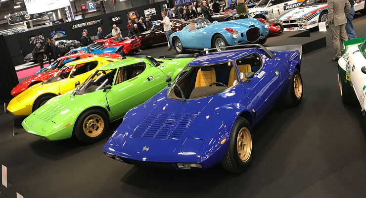 Retromobile (2019) Oldtimer-Messe Highlights