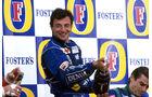 Riccardo Patrese - GP San Marino 1990