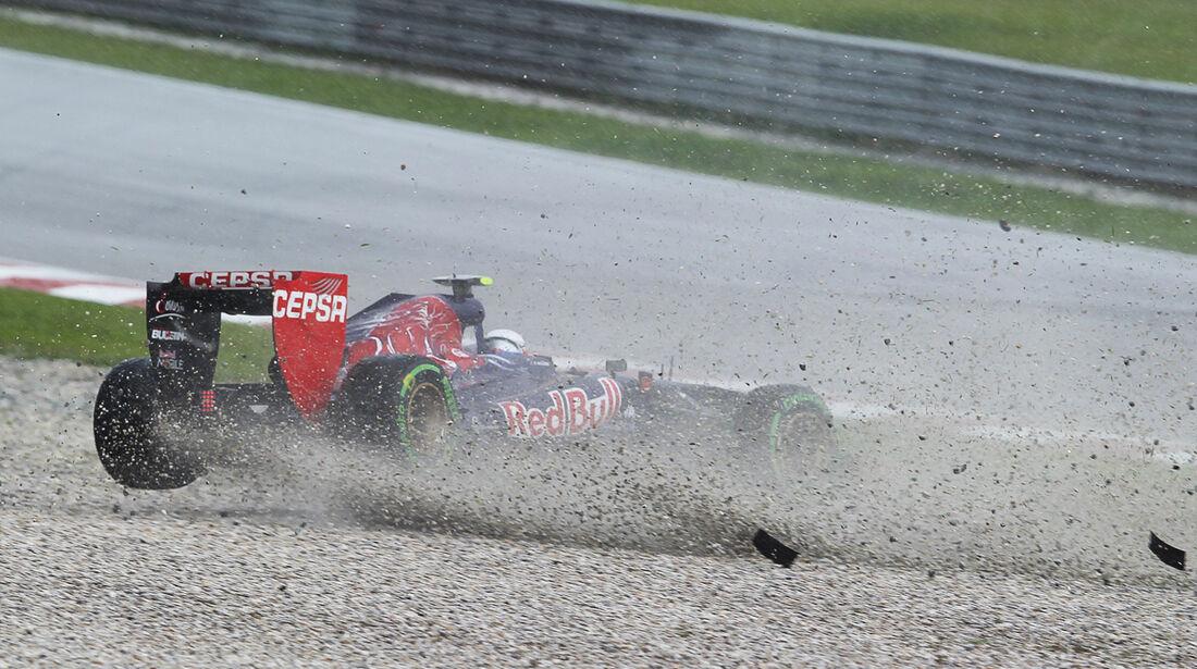 Ricciardo GP Malaysia 2013