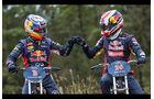 Ricciardo & Kvyat - 2014