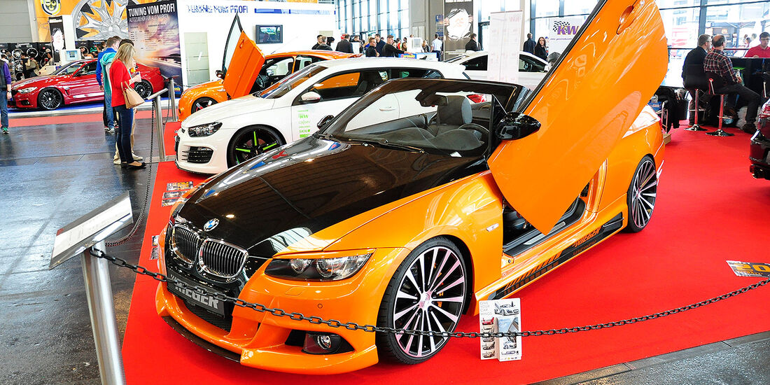Rieger Tuning, Tuning World Bodensee 2014