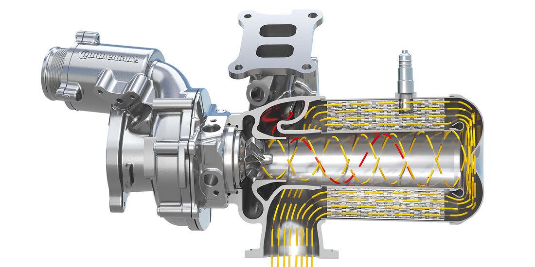 RingKat-Turbolader Continental