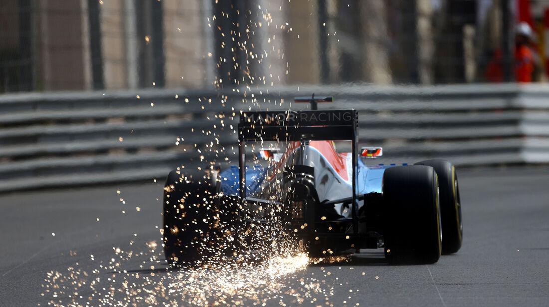 Rio Haryanto - Manor - Formel 1 - GP Monaco - 26. Mai 2016