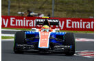 Rio Haryanto - Manor - Formel 1 - GP Ungarn - 22. Juli 2016