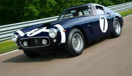Rob Walker/Stirling Moss - Ferrari 250 GT Berlinetta Competizione - Chassis-Nummer 2735