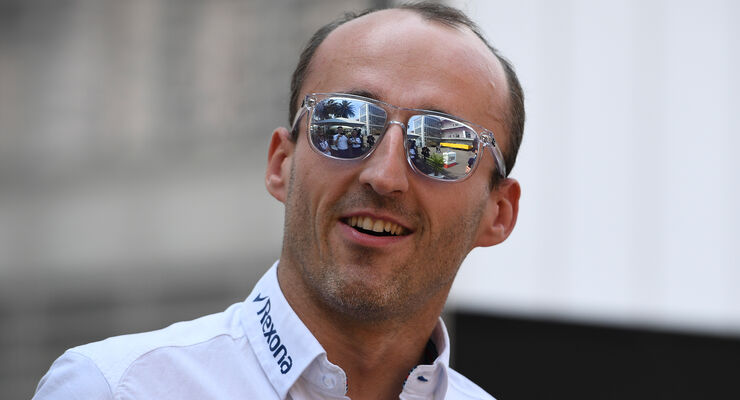 Robert Kubica - GP Mexiko 2018