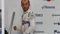 Robert Kubica - GP Singapur 2018