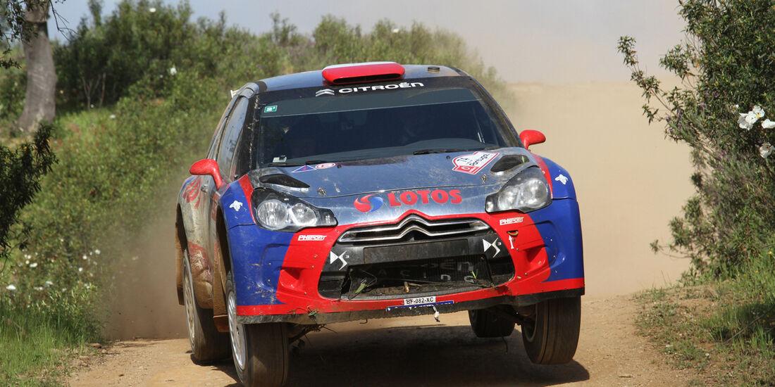 Robert Kubica Rallye Portugal