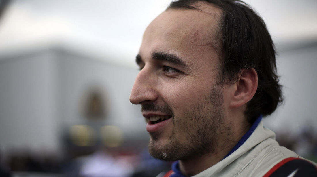 Robert Kubica WRC Rallye Deutschland 2013