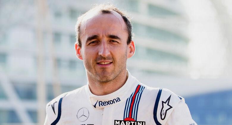 Robert Kubica - Williams 2018