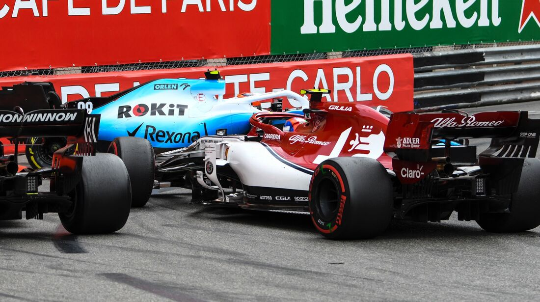 Robert Kubica - Williams - Formel 1 - GP Monaco - 26. Mai 2019