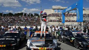Robert Wickens - DTM - Norisring - 28.06.2015