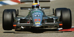 Roberto Moreno - EuroBrun-Judd ER189B - Formel 1 - 1990