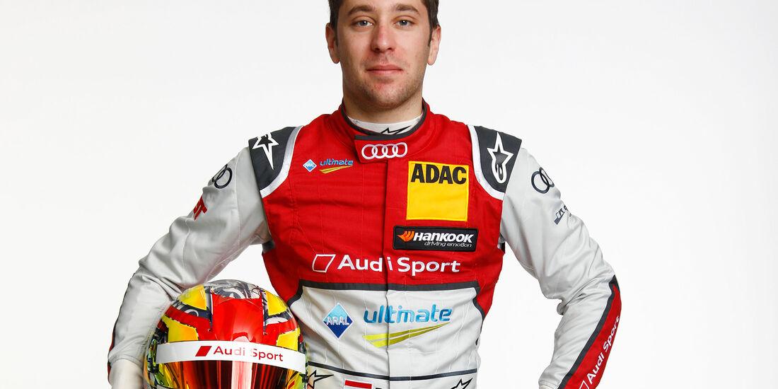 Robin Frijns - Audi - Porträt - DTM 2018