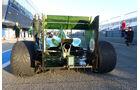 Robin Frijns - Caterham - Jerez-Test - F1 2014