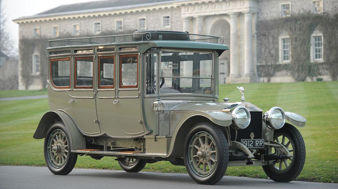 Rolls-Royce 40/50hp Double Pullman Limousine