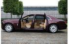 Rolls-Royce Ghost EBW, Innenraum