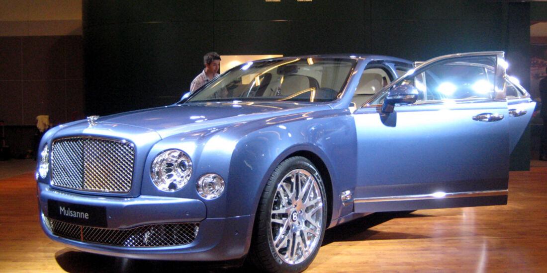 Rolls Royce Mulsanne