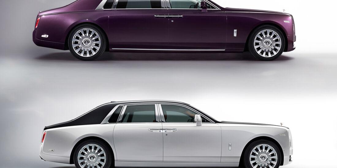 Rolls-Royce Phantom 2018 VIII