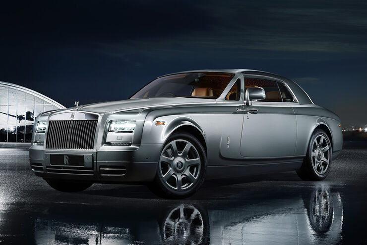 Rolls Royce Phantom Coupé Aviator Collection