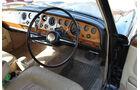 Rolls-Royce Silver Shadow, Cockpit, Lenkrad