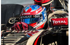 Romain Grosjean - Danis Bilderkiste - Bahrain-Test 2014