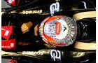 Romain Grosjean Formel 1 GP Brasilien 2012