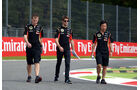 Romain Grosjean - Formel 1 - GP Italien - 4. September 2014