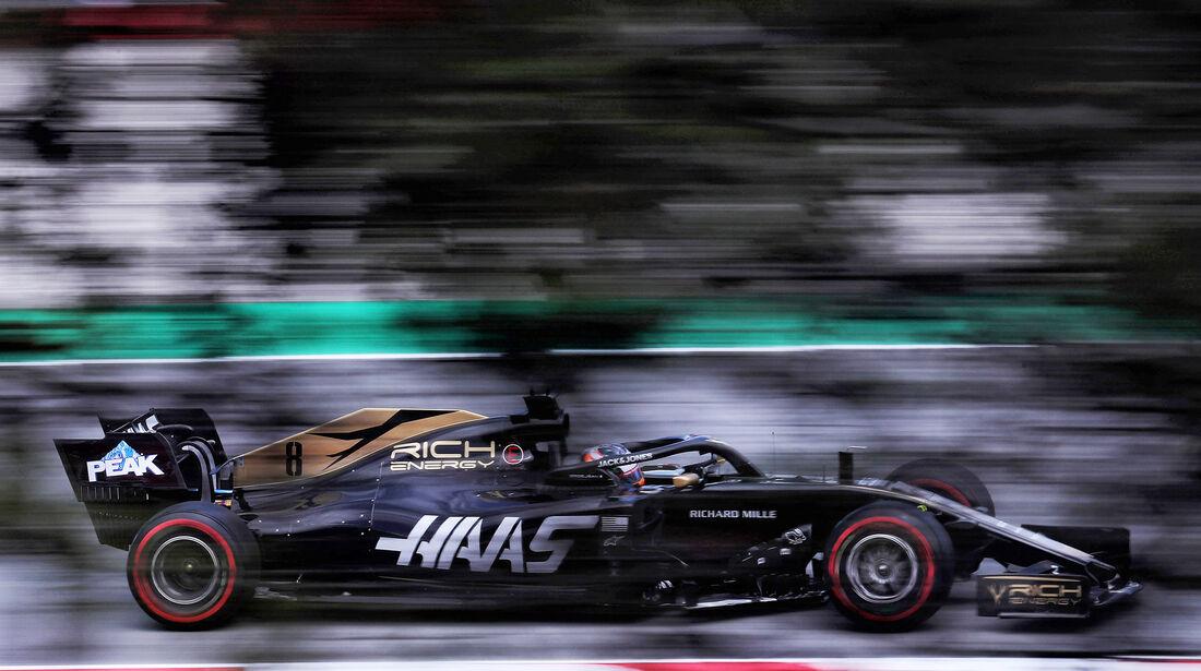 Romain Grosjean - Formel 1 - GP Spanien 2019