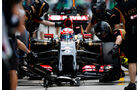 Romain Grosjean - GP Malaysia 2014