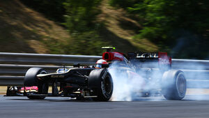Romain Grosjean - GP Ungarn 2013