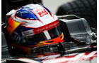 Romain Grosjean - HaasF1 - Formel 1 - GP China 2017 - Shanghai - 7.4.2017