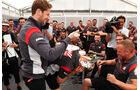 Romain Grosjean - HaasF1 - Formel 1 - GP Japan - Suzuka - 5. Oktober 2017